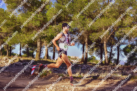 TRAIL DE CHINCHILLA. 30.09.2018
